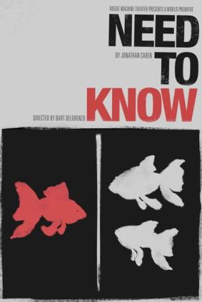 Need to Know by Jonathan Caren